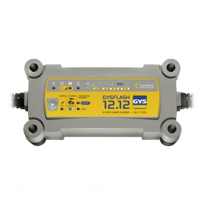 Incarcator si redresor profesional automat 12V GYSFLASH 12.12 0293920