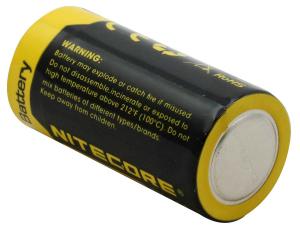 Acumulator 16340 Li-Ion 650 mah Nitecore NL166 RCR123A3
