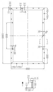 Panou Solar monocristalin 12v 100W PV-100-M-36 import Germania3