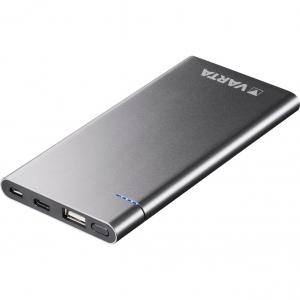 Powerbank Varta Slim Litiu-Polimer 6000mAh USB-C 579653