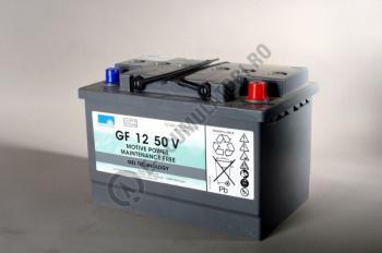 Acumulator TRACTIUNE Sonnenschein  dryfit bloc GF12050V 12V 56 AH1