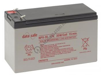 Acumulator VRLA GENESIS 12V 8.5 Ah DATASAFE NPX35 35W/Cell 15 min0