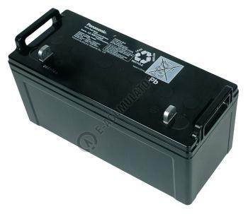 Acumulator VRLA Panasonic 12V 100 Ah cod LC-XB12100P (M8 bolt)0