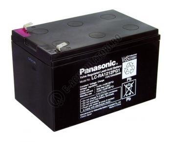Acumulator VRLA Panasonic 12V 12 Ah cod LC-RA1212PG1 (F250)0