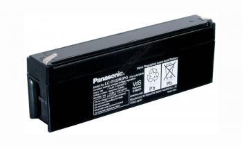 Acumulator VRLA Panasonic 12V 2,2 Ah cod LC-R122R2PG (F187)0