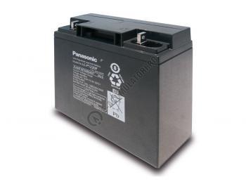 Acumulator VRLA Panasonic 12V 20 Ah cod LC-P1220P (M5 bolt)0