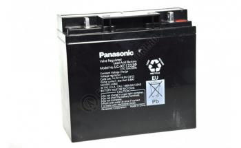 Acumulator VRLA Panasonic 12V 22Ah cod LC-XC1222P0