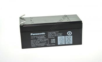 Acumulator VRLA Panasonic 12V 3,4 Ah cod LC-R123R4PG (F187)0