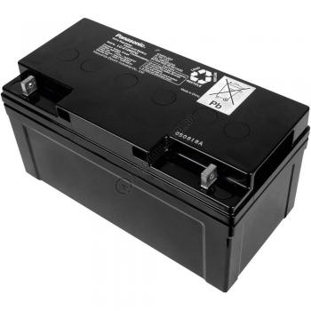 Acumulator VRLA Panasonic 12V 65 Ah cod LC-X1265PG (M6 bolt)0