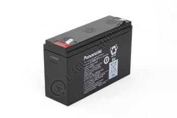 Acumulator VRLA Panasonic 6V 12 Ah cod LC-R0612P1 (F250)0