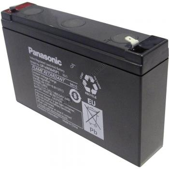 Acumulator VRLA Panasonic 6V 135W  45W/celula cod UP-VW0645P10