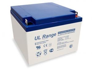 Acumulator VRLA ULTRACELL 12 V 26 Ah cod UL26-120