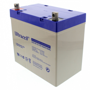 Acumulator VRLA Ultracell GEL Deep Cycle 12V 55 Ah UCG55-121