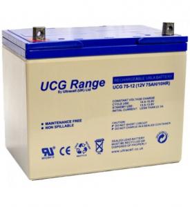 Acumulator VRLA Ultracell GEL Deep Cycle 12V 75 Ah UCG75-120