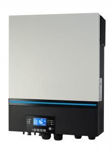 Invertor solar Poweracu MAX 3.6KW 24V MPPT LCD LED + WiFi1