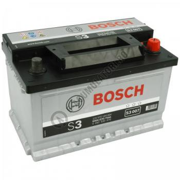 Baterie auto BOSCH S3 70 AH 0092S300700