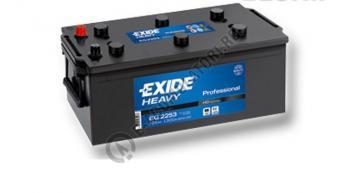 Baterie Auto EXIDE Professional 225 Ah cod EG22531