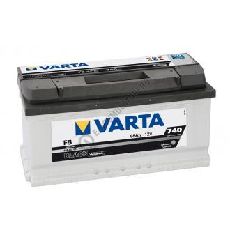BATERIE AUTO VARTA BLACK 88 Ah cod F5 58840307431221
