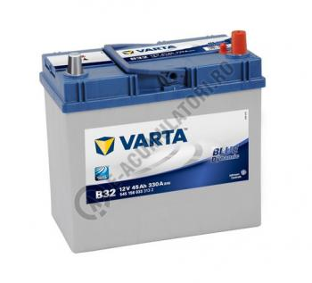 BATERIE AUTO VARTA BLUE 45 Ah cod B32 - 54515603331320