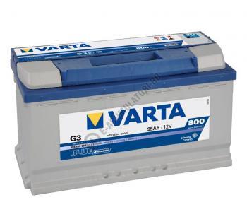 BATERIE AUTO VARTA BLUE 95 Ah cod G3 - 59540208031321