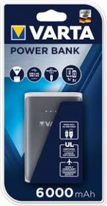 Powerbank Varta Li-Ion 6000mAh 579600