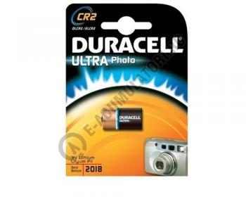 Baterie litiu Duracell 3V, CR2 blister 1 buc1