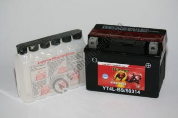 Baterie MOTO BANNER BIKE BULL AGM 12V 3 Ah YTX4L-BS cod 503 140