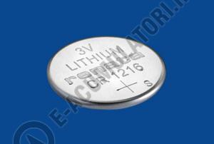 Baterie RENATA Lithium CR1216 BL11