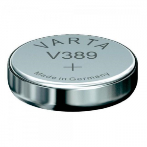 Baterie ceas Varta Silver Oxide V 389 SR1130SW blister 1 buc0