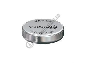 Baterie silver Varta V390, blister 1 buc0