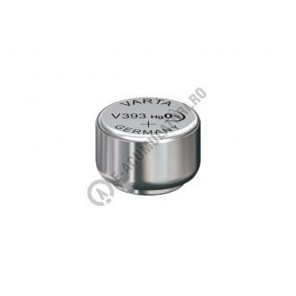 Baterie ceas Varta Silver Oxide V 393 SR754W blister 1 buc1
