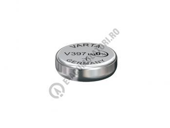 Baterie silver Varta V397, blister 1 buc0