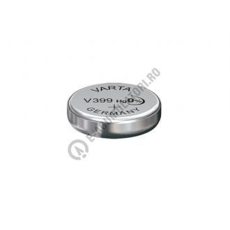 Baterie ceas Varta Silver Oxide V 399 SR927W blister 1 buc1