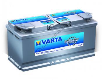BATERIE VARTA Start Stop Plus AGM 105 Ah cod H15 605901095 D8521