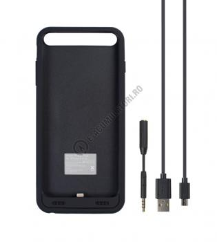 Carcasa si acumulator extern pentru IPhone 6 Plus Xtorm AM413 4000mAh1