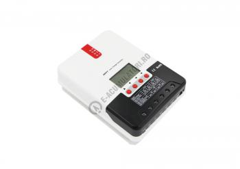 Controller solar Powersave MPPT 20A 12/24V LCD display SR-ML24200