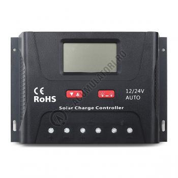 Controller solar Powersave PWM 60A 12/24V SR-HP24600