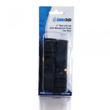 Curea prindere cabluri C2G 12buc 280mm 881301