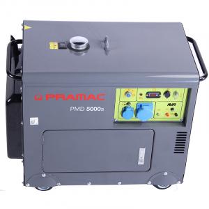 Generator monofazat 4,95kW diesel, insonorizat, pornire electrica, PMD5000s, optional automatizare1