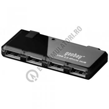 HUB 4 Porturi USB 2.0 Hi Speed Goobay cod 959120