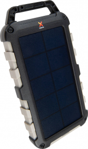 Power Bank Solar Outdoor Xtorm 10.000 mAh Robust Black0