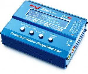 Incarcator profesional iMAX B6 Mini Charger cu microprocesor, pentru acumulatori LiIon, LiPo, LiFe,NiMH, Pb0