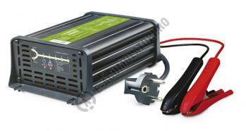 Incarcator digital inteligent XUNZEL DC 12V 10A pentru 70-200Ah / 12V CARBA12100