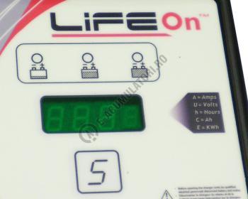Incarcator HAWKER LifeOn de inalta frecventa cod TC1 LO 48V 20A1