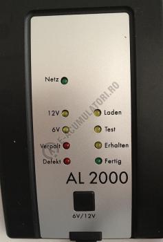 Incarcator si redresor auto moto VRLA H-tronic AUTOMATIC AL2000 cod 12412192