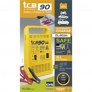 Incarcator si redresor Automat GYS TCB 90 - 0232601