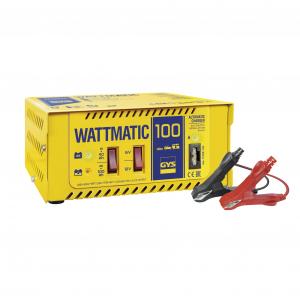 Incarcator si redresor profesional automat 6/12V GYS WATTMATIC 100 0248230