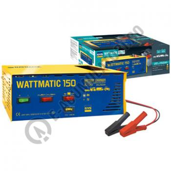 Incarcator si redresor PROFESIONAL automat 6/12V GYS Wattmatic 1500