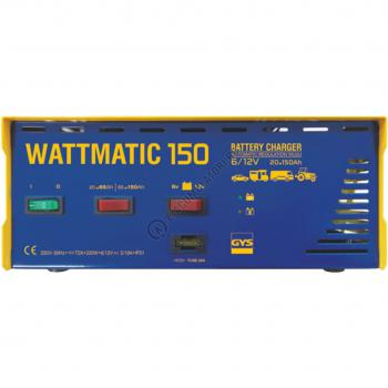 Incarcator si redresor PROFESIONAL automat 6/12V GYS Wattmatic 1502