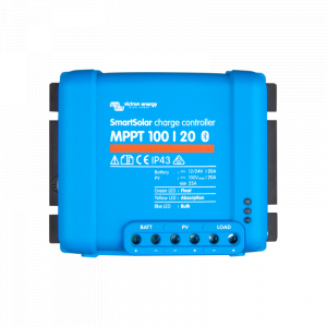 Incarcator solar 12V 24V 20A Victron Energy SmartSolar MPPT 100/200